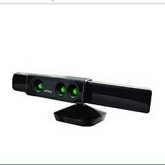 Wide Angel Lens Nyko Zoom Kinect Sensor less Space Needed for Xbox 360