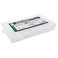 Pro'sKit 103-132D 유틸리티 구성 요소 저장 상자 (OD : 275x177x42.5mm)