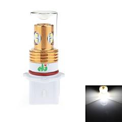 HJ-P13W-062   8W 400lm 6000-6500K 8*SMD 2323  LED  Bulb for Car Steering / Reversing Lamp White Light(12-24V)