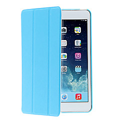 Flip PU Leather Auto Sleep Folio Case for iPad mini 3/iPad mini 2/iPad mini (Assorted Color)