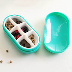 Portable Individualized and Lovely Pill Case(Random Color)