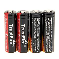 Trustfire 14500 900mAh Batterie (4 St.)