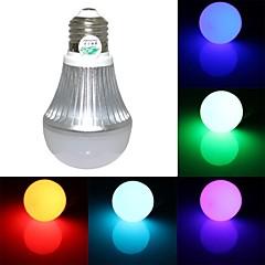 Bombillas LED de Globo Regulable / Control Remoto Zweihnde E26/E27 1 300~350 LM RGB AC 85-265 V