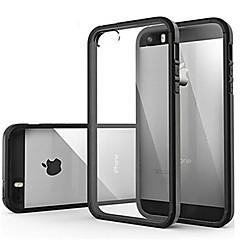 caso vormor® ultra-transparente Capa para iPhone 5 / 5s (cores sortidas)