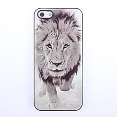 Leão Projeto Alumínio Hard Case para iPhone 5/5S