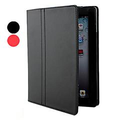 Suojaava PU nahkakotelo & jalusta iPad 2/3/4 (eri värejä)