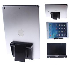plast stativ for ipad luft 2 ipad mini tre ipad mini 2 ipad mini ipad luft ipad 4/3/2/1 (svart)