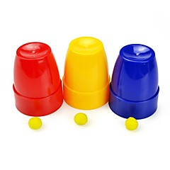 Plastica Tazze Magiche E Balls Bambini Giocattoli