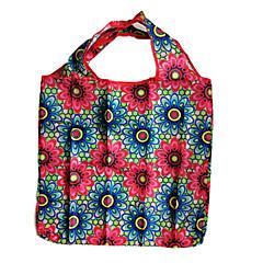 Eco-friendly Waterproof Special Pattern Folding Shopping Bag(Random Color)