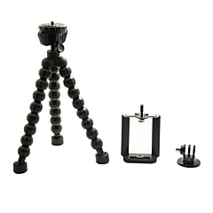 Support mobile universel stand poulpe trépied avec trépied pour téléphone portable / appareil photo numérique / GoPro Hero 3 + / 3/2