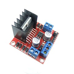 아두 이노 UNO MEGA R3 MEGA2560 Duemilanove를 나노 로봇에 대한 L298N 듀얼 H 브리지 스테퍼 모터 드라이버 컨트롤러 보드 모듈