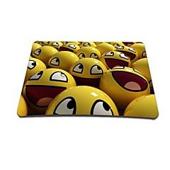 χαμογελαστό πρόσωπο gaming οπτικές moused pad (9 * 7 ίντσες)