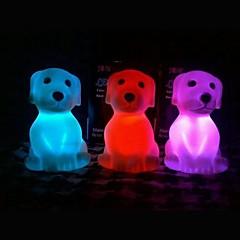 פאג LED לילה חג האור צבעוני Coway וגינה יפה