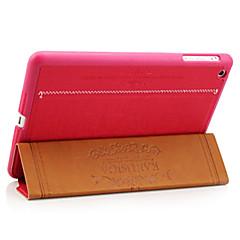 diseño de la caja especial de cuero pu con soporte para iPad Mini 3, Mini iPad 2, iPad mini