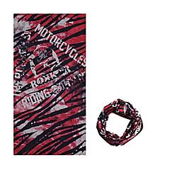 Unisex Sport Bandana / Neck Gaiters / Neckwarmers Wearable / Breathable / Windproof Red / BlackYoga / Skiing / Hunting / Climbing /