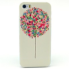 VORMOR® Flying Colorful Balloons Pattern Hard Case for iPhone 5/5S