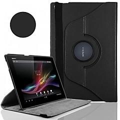 """360 pyörivä kääntyvät tapauksessa kattaa 10,1 """"Sony Xperia Tablet z1 tabletti"""