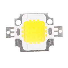 10W 800-900LM High Power Integrated 4500K natuurlijke witte LED-chip (9-12V)