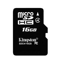 kingston 16gb class 4 MicroSDHC muistikortti