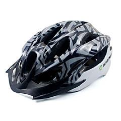 Kheng 22 Vents PC + EPS Gray MTB Integrally-molded Cycling Helmet(54-62cm)