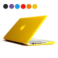 "Solid Color Frosted PC vanskelig sak for MacBook Pro 13 ""(assorterte farger)"