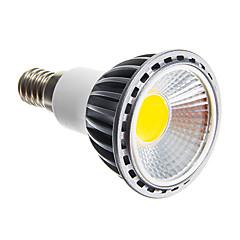 5W E14 / E26/E27 Spot LED COB 50-400 lm Blanc Chaud / Blanc Froid Gradable AC 100-240 V