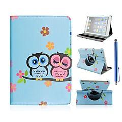 Couples Owls Design Case for iPad mini 3, iPad mini 2, iPad mini/ mini