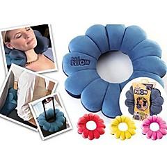 Velvet Travel Pillow , Floral Others