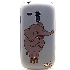 norsu Benben malli kovaa muovia tapauksessa Samsung Galaxy S3 mini i8190