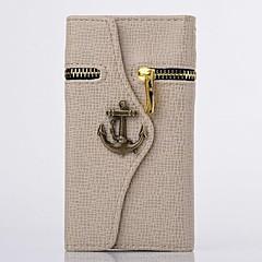 corsair plånbok PU läder hela kroppen fallet med stativ till Samsung Galaxy S3 i9300 (blandade färger)