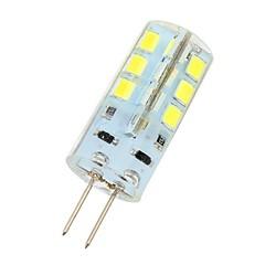 3W G4 Luci LED Bi-pin 24 SMD 2835 180 lm Luce fredda DC 12 V