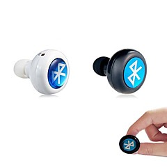 Headphone Bluetooth 3.0 In-Ear Earphone Headset with Microphone for iPhone 6/6 Plus Samsung Laptop Tablet