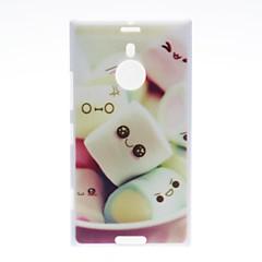 Voor Nokia hoesje Patroon hoesje Achterkantje hoesje Cartoon Hard PC Nokia Nokia Lumia 1520