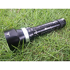 New Solarstorm DX3 3 xcree XM LU2 Diving DivingTorch Light Flashlight Underwater 100 m (2 * 26650 * 18650)
