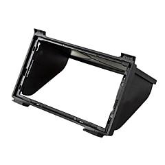 JJC abs conduit écran pare-soleil pour Sony NEX-5R / nex-5t