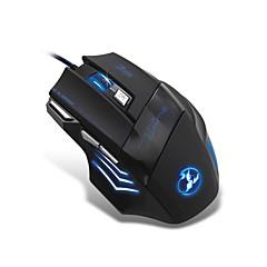 jman usb 7 painiketta langallinen ammatillinen peli pelaamista optinen hiiri hiiret 3200 dpi säädettävissä Pro Gamer + 0120b