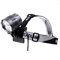 Cofly 5 x Cree XM-L T6 3500lm 5-Mode White Bicycle LED Light Headlamp KX-377