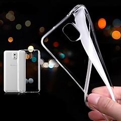 ultra-thin 0,3 χιλιοστά TPU μαλακή θήκη για το Samsung Galaxy Galaxy Note 3
