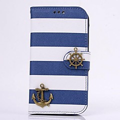 Fashion PU Leather Age of Wind Full Body Case with Stand and Card Slot Money Holder for iPhone 4/4S(Assorted Colors)