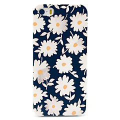 Beautiful Daisies Mönster Hard Case för iPhone 5/5S
