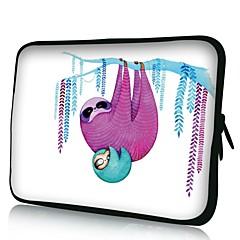 elonno 사랑스러운 팬더 태블릿 네오프렌 보호 슬리브 케이스 (11) '에 대한'맥북 에어 델 에이서 HP
