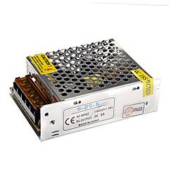 5a 25w dc led ışıkları için demir güç kaynağı AC110-220V için 5v