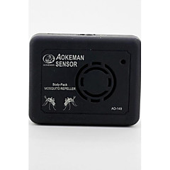 AO-149 Portable Ultrasonic Mosquito Repeller (2XAAA)