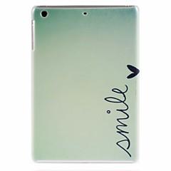leende designen tålig tillbaka fallet för iPad Mini 3, iPad Mini 2, iPad Mini / iPad mini 3, iPad Mini 2, iPad Mini