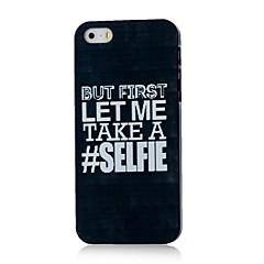 caso difícil padrão frase para iPhone 4 / 4S