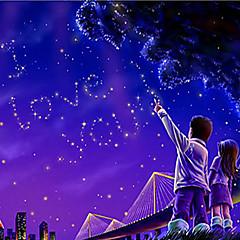 Stjerner Skønhed Natte Lys Projektor (Ceg191)