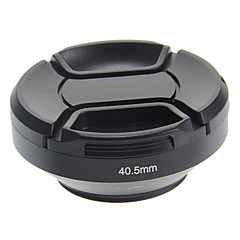 40.5MM Metal Wide-angle Lens Hood for Sony SEL 16-50/NEX-6/ Nikon V1