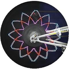 pc programmerbara trådlösa anpassade meddelandecykelhjulet tänds CHT-0311b