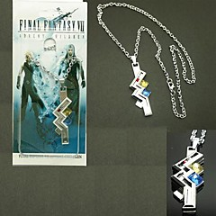 Final fantasy FF13 Lightning Cosplay Necklace