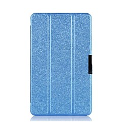 "Dengpin® PU Leather Silk Texture Tri-fold Folio Stand Case Cover for ASUS MeMO Pad 8 ME181C 8"" Tablet"